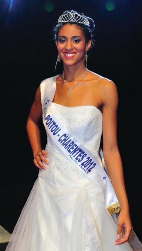 Miss Poitou-Charentes - Typhanie Soulat